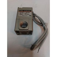 Distributor Solenoid Valve VT 301-024G SMC Silinder 3