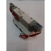 Jual SOLENOID VALVE  SY9240-2G-04 SMC Silinder 2
