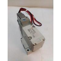 Distributor Solenoid Valve VP344- 4GD1-02A Smc 3