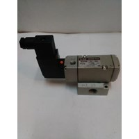 Jual Solenoid Valve SY 513-5GD-01 SMC Silinder 2