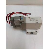 Jual Solenoid Valve SY 513-5GD-01 SMC Silinder 2