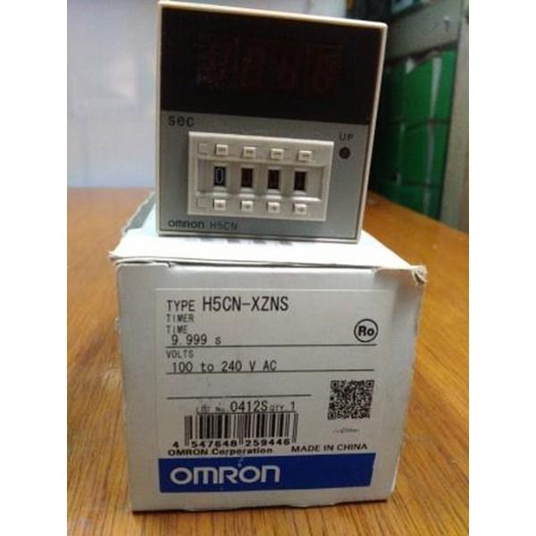Digital Timer Omron H5CN- XZNS