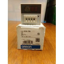 Digital Timer Switches H5CN- YBN omron
