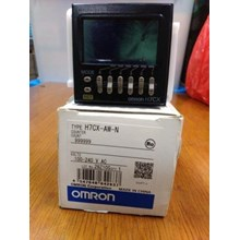 Counter Omron H7CX-AW-N