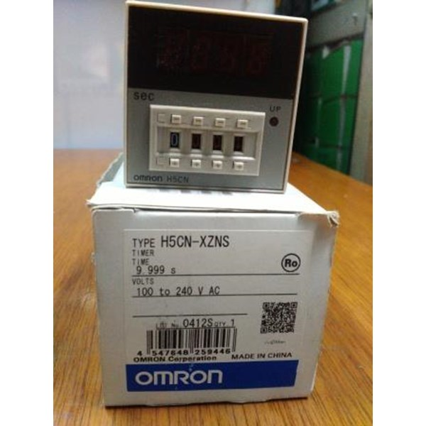 Timer Counter H7CX-AW-N OMRON