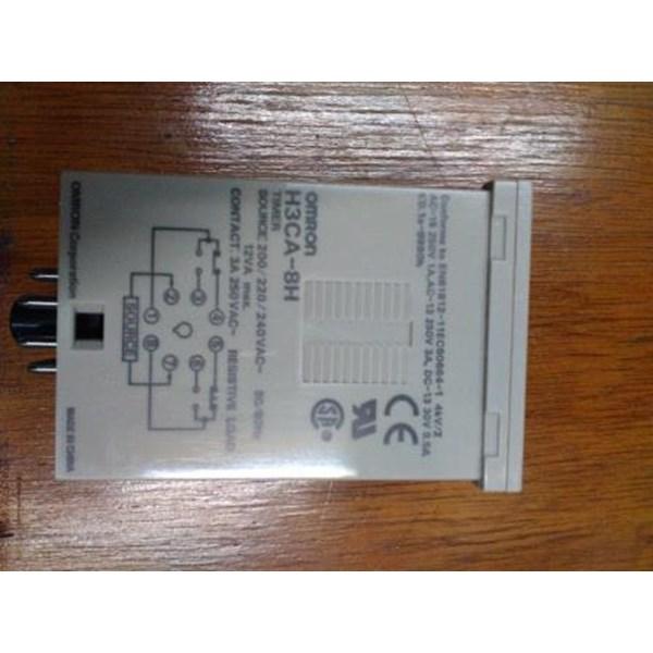 Digital Timer Omron H3CA- 8H