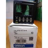 Counter H7CX- A114- N Omron Aksesoris Listrik