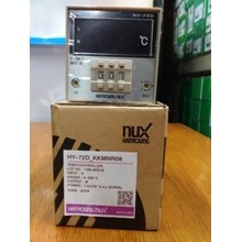 Temperature Controller HY72D- KKMNR08 Hanyoung
