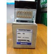 Timer Counter Autonics FX6