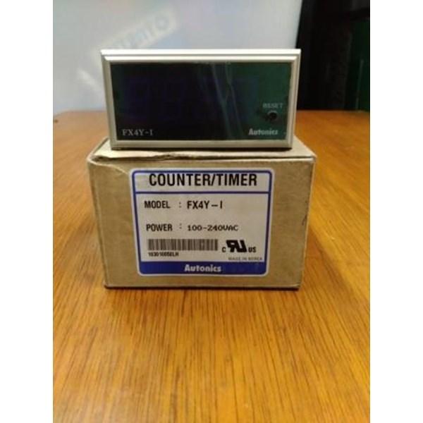 Counter Timer  FX4Y-1 Autonics