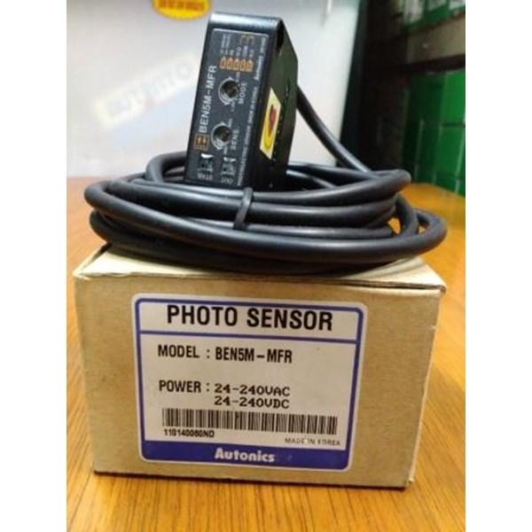 Photoelectric Sensor Switch Autonics /  Photo Sensor Autonics BEN10M- TFR
