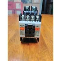 Magnetic Contactor SC-02 Fuji Relay dan Kontaktor Listrik