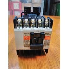 AC Contactor Fuji / MAGNETIC CONTACTOR  SC-05 FUJI