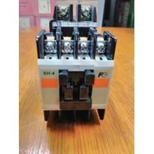 AC Contactor Fuji Electric / Magnetic Contactor SH-4 Fuji