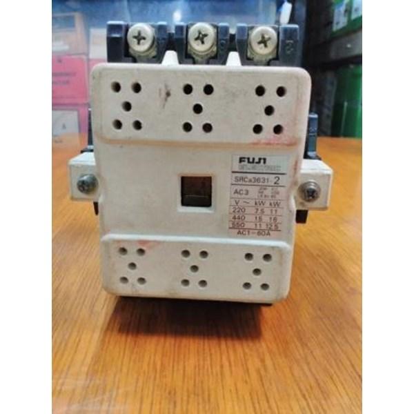 Sell Magnetic Contactor SRC 3631-2 Fuji Electric