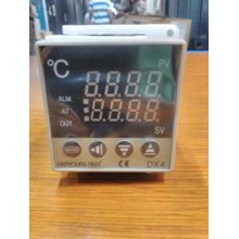 Electric Temperature Switches Hanyoung / Temperature Controller Hanyoug DX4- KSSNR