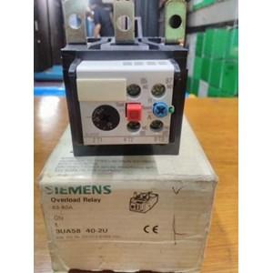 Control Relay Siemens / Siemens Thermal Overload Relay 3UA58  40 - 2U