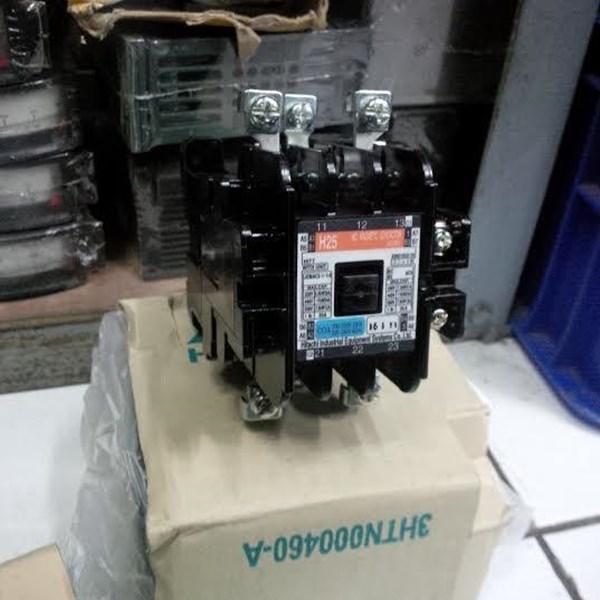 Kontaktor Magnetik Hitachi HC25