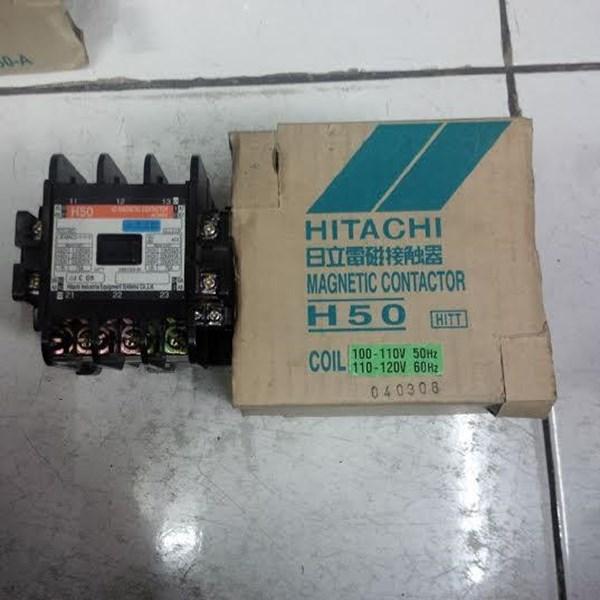 AC Contactor Magnetic Contactor H50 Hitachi