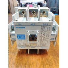MAGNETIC CONTACTOR  S-N65 MITSUBISHI