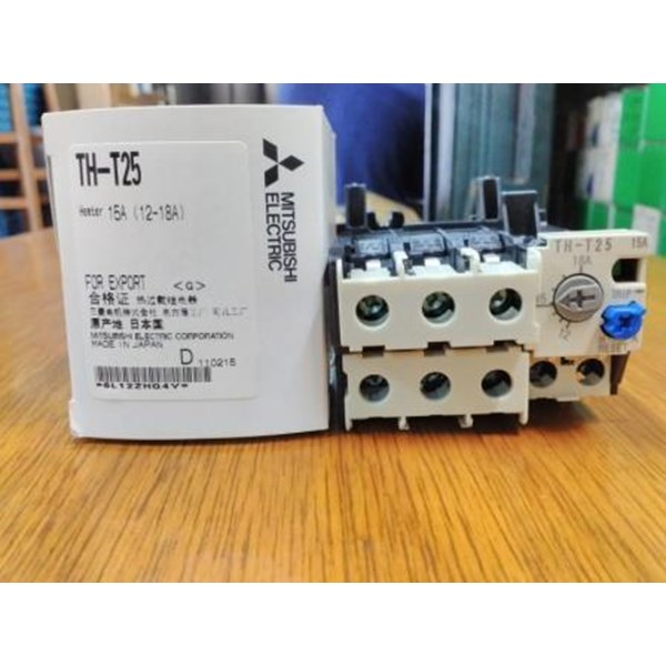 Mitsubishi Thermal Overload Relay TH-T25