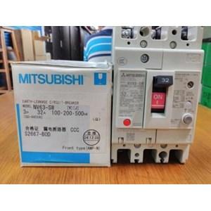 MCCB NV63-SW Mitsubishi