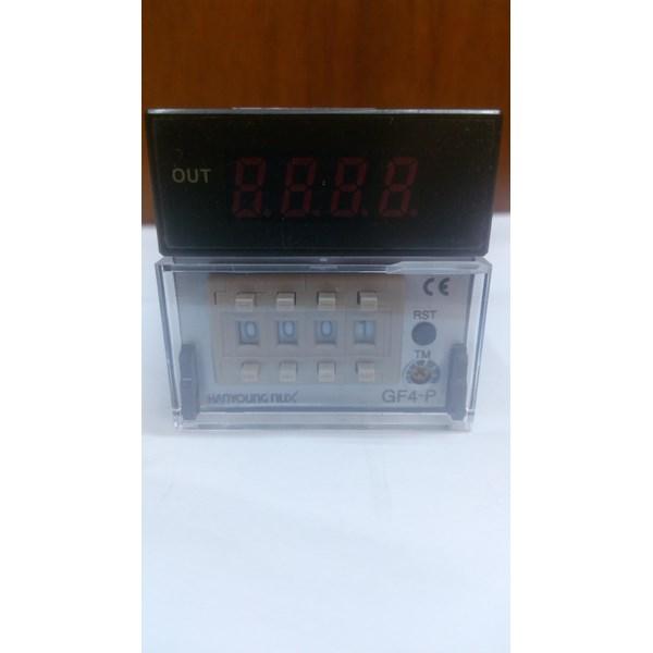 Counter Timer GF4- 41N Hanyoung