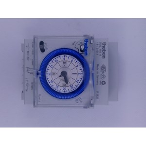 Analog Time Switch Theben SUL 181 d