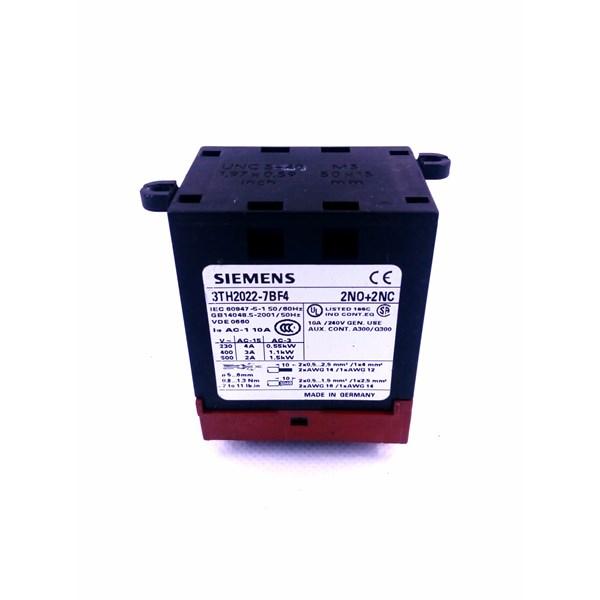 Siemens Contactor 3TH2022- 7BF4