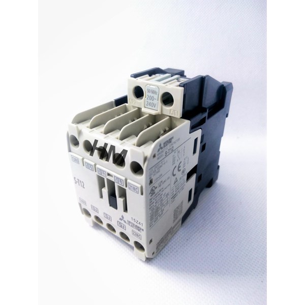 Magnetic Contactor AC S-T12 Mitsubishi