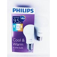 Jual Lampu Bohlam Philps LED 9.5 Watt