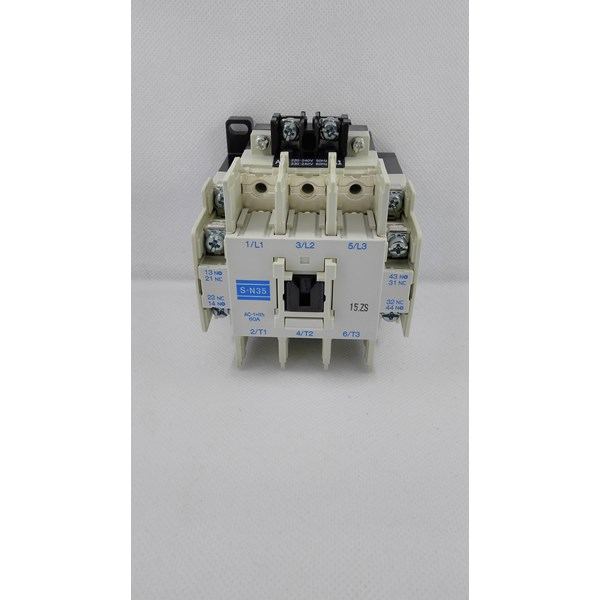 MAGNETIC CONTACTOR AC MITSUBISHI  S-N35