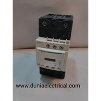 MAGNETIC CONTACTOR AC SCHNEIDER  LC1D50AM7