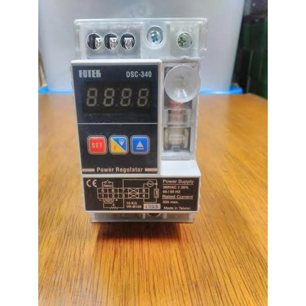 POWER REGULATOR FOTEK DCS-340