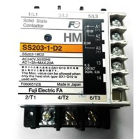 Jual  Solid State Contactor Fuji  SS203-1-D2 2