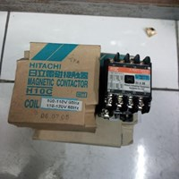 MAGNETIC CONTACTOR  H10C 110V HITACHI