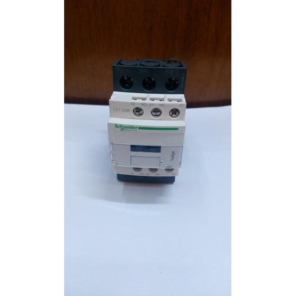 CONTACTOR LC1D38B7 SCHNEIDER ELECTRIC