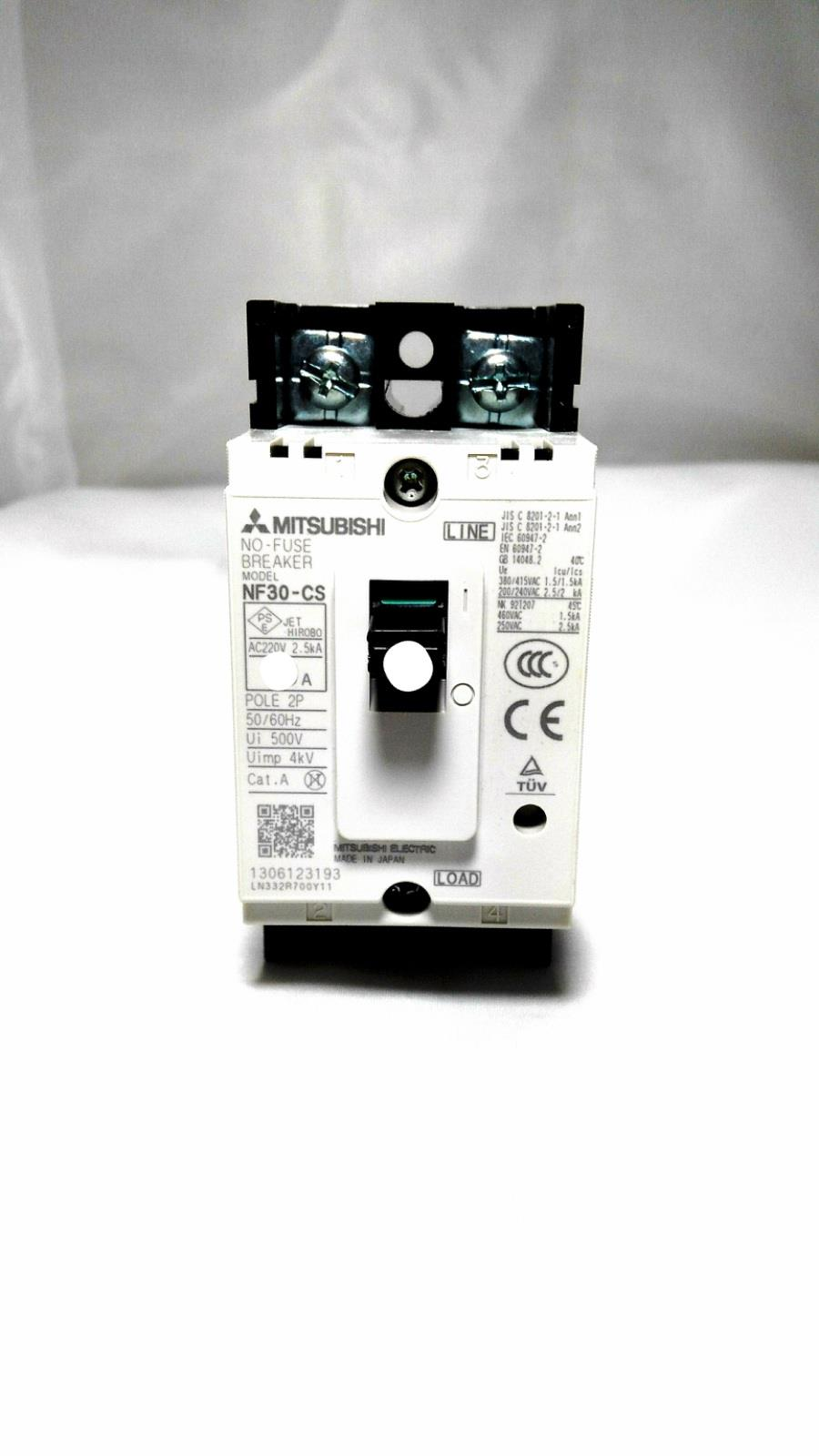 Mitsubishi Electric No Fuse Breaker Car Cs 2p 5a Circuit 5 Amp Nf30 Ebay Nf225 Cb H82 Source Sell Mccb From Indonesia By Hargo Mandiri Cheap Price