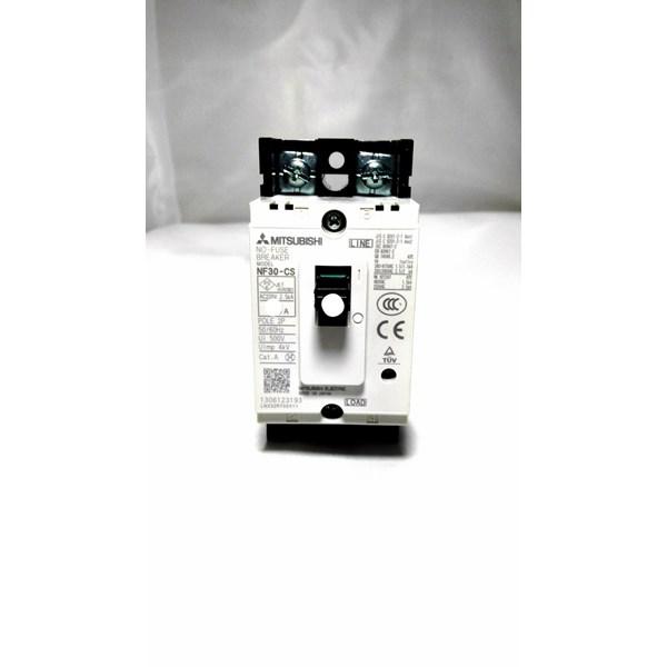MCCB / Mold Case Circuit Breaker NF30  CS 15A Mitsubishi