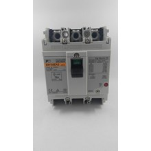 MCCB / Mold Case Circuit Breaker Fuji / MCCB BW 100 EAG 75A Fuji Electric