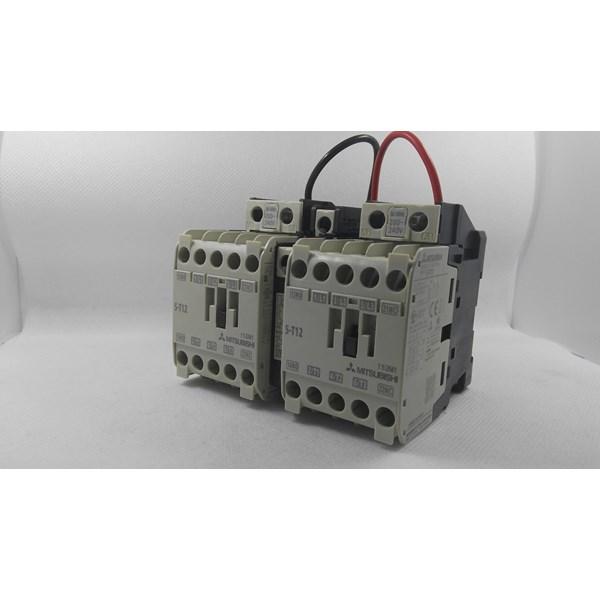 MAGNETIC CONTACTOR  S- 2XT12 MITSUBISHI