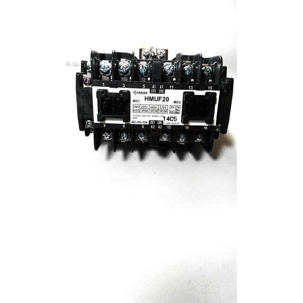 DC Contactor Magnetic Contactor Kasuga HMUF 20