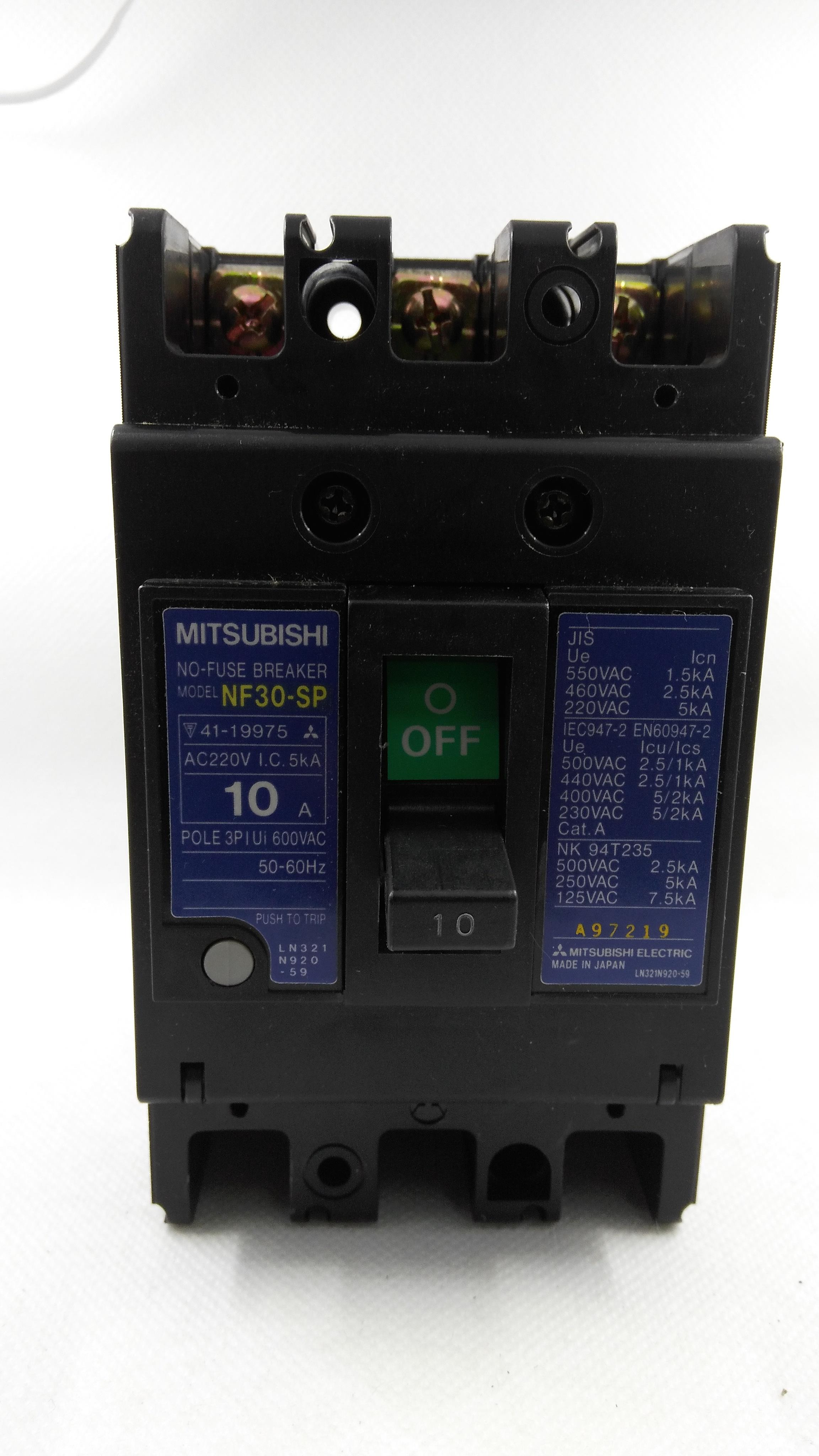Sell Nfb Nf 30 Sp Mitsubishi From Indonesia By Hargo