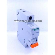 Miniature Circuit Breaker Shneider / SCHNEIDER MCB DOMAE 1P 2A