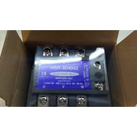 Jual SOLID STATE RELAY HSR 3D404Z HANYOUNG