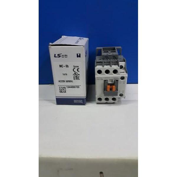 AC Contactor LS / Jual Magnetic Contactor LS MC 9b
