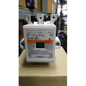 MAGNETIC CONTACTOR SC N4 FUJI ELECTRIC