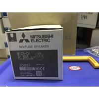 Jual No Fuse Breaker NF 125 CV 3P 100A Mitsubishi 2
