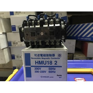 MAGNETIC CONTACTOR HUM 18 2