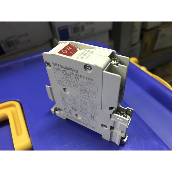 Mitsubishi Circuit Protector CP30 BA 1P 15A